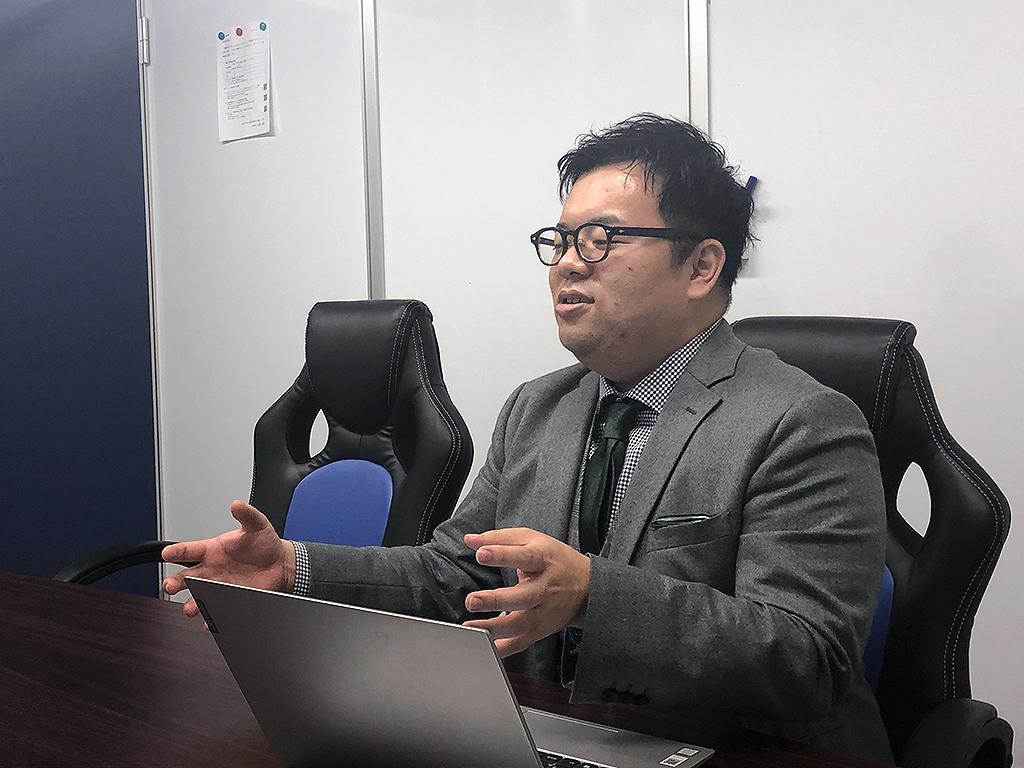 税理士法人小山・ミカタパートナーズ 税理士 橋本健輔氏 インタビュー03