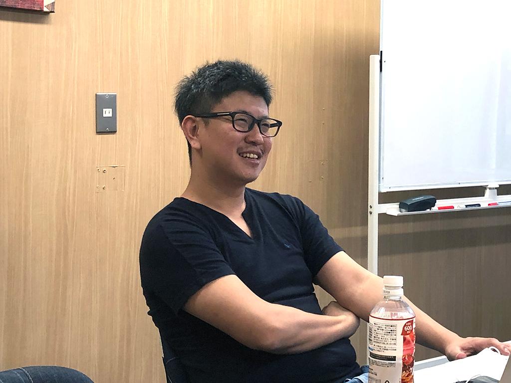 アクシス株式会社 代表取締役社長 末永雄大氏 インタビュー01