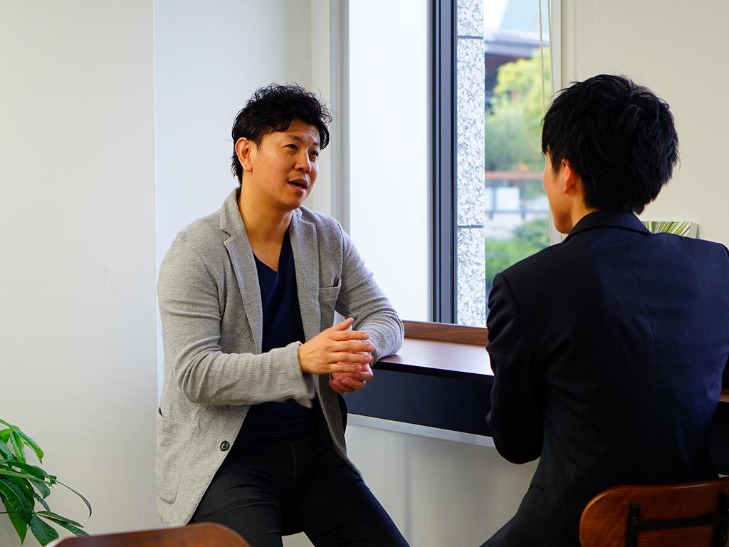 アクシス株式会社 代表取締役社長 末永雄大氏 インタビュー02